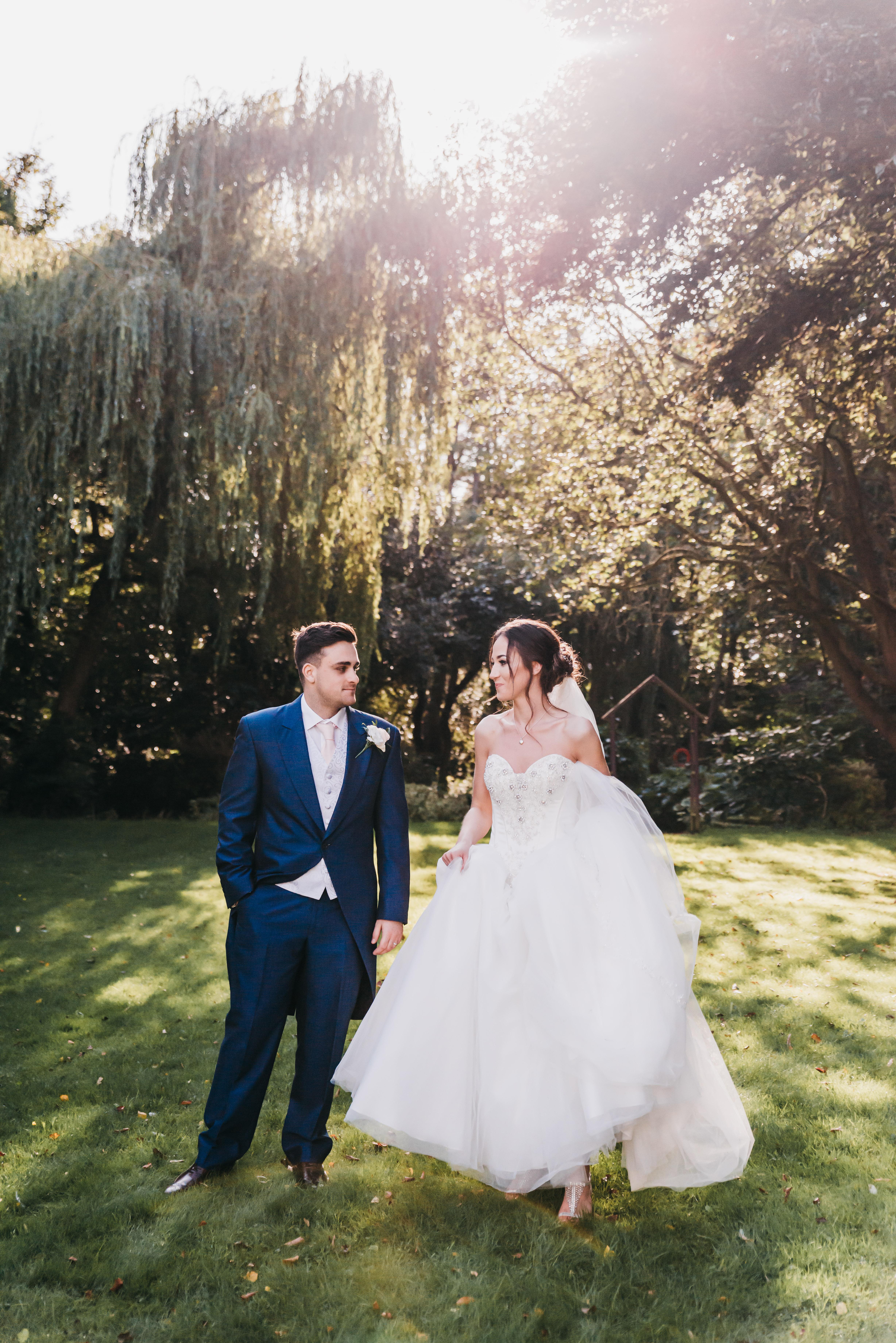 Brook Hall Hotel Wedding Photography