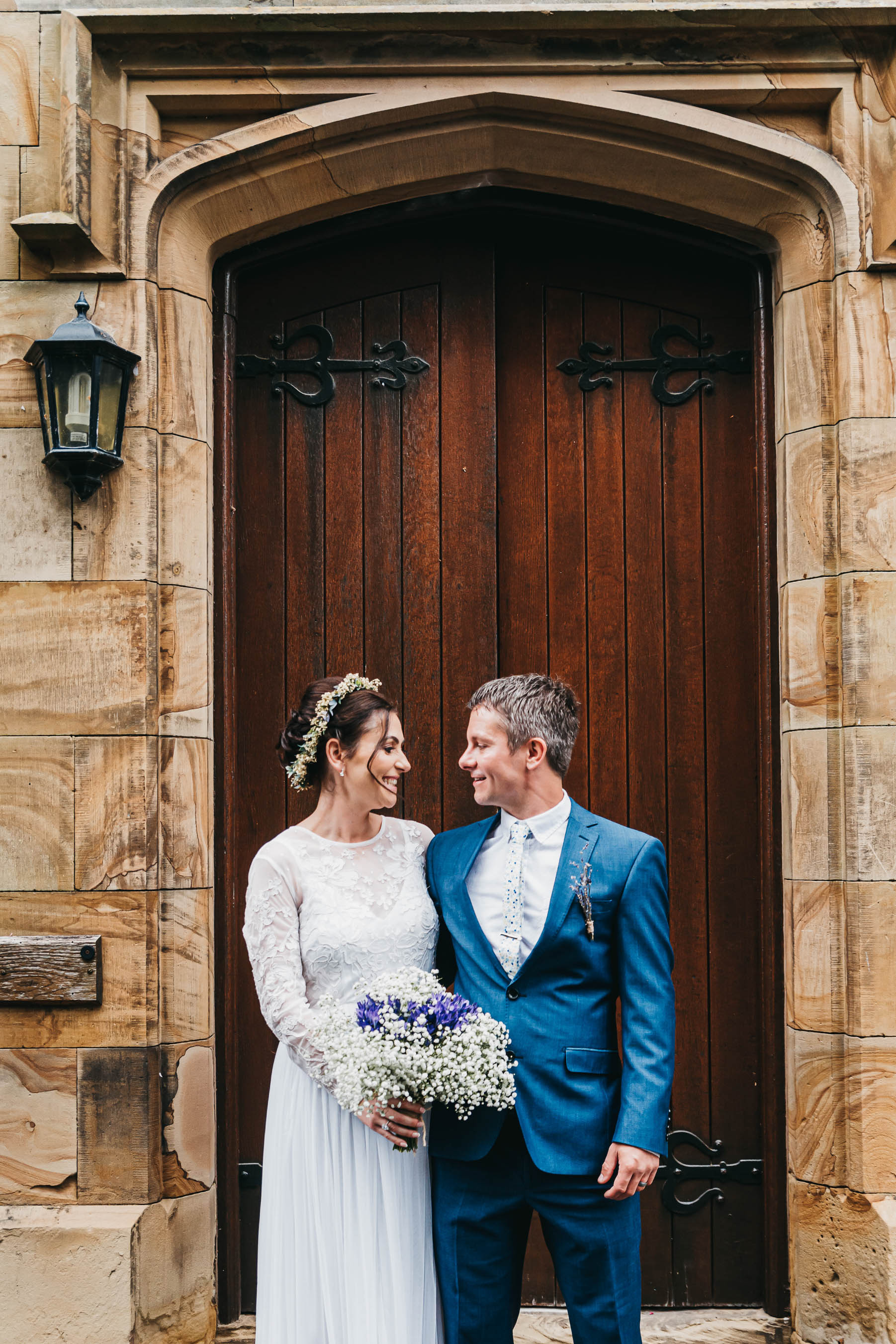 Mold Registry Office Wedding