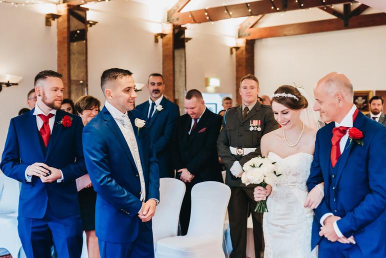 Carden Park Hotel Wedding Photography