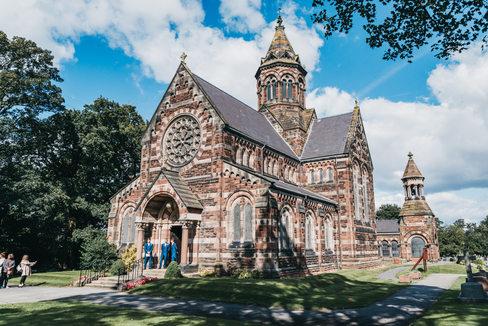 St Paul's Church Hooton