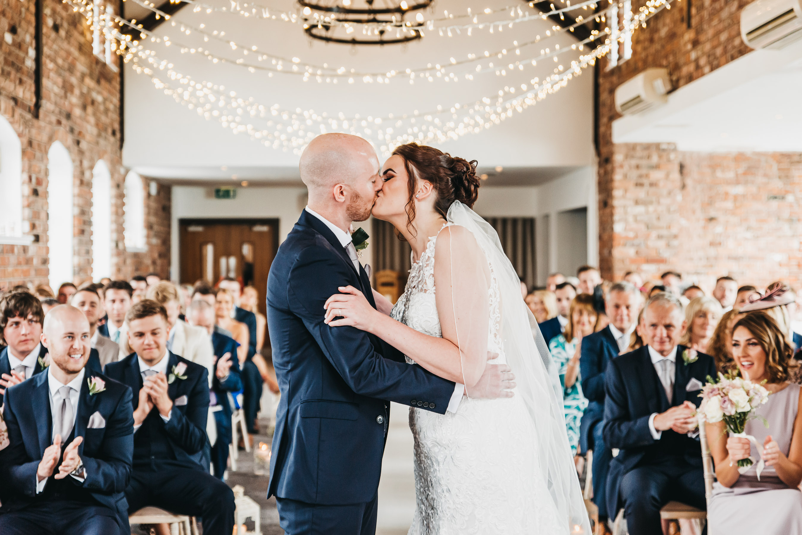 Doubletree Chester wedding photo