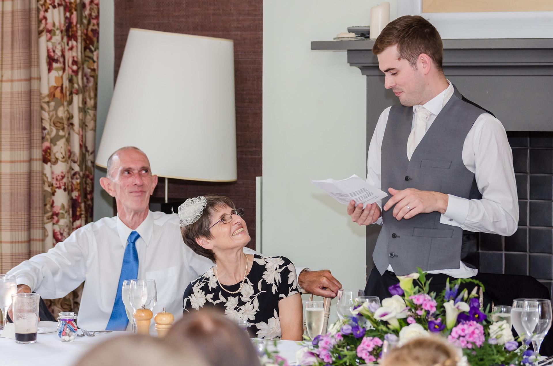 Cock O'Barton Wedding Photography