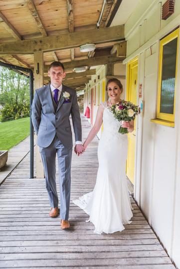Trafford Hall Chester wedding photographer