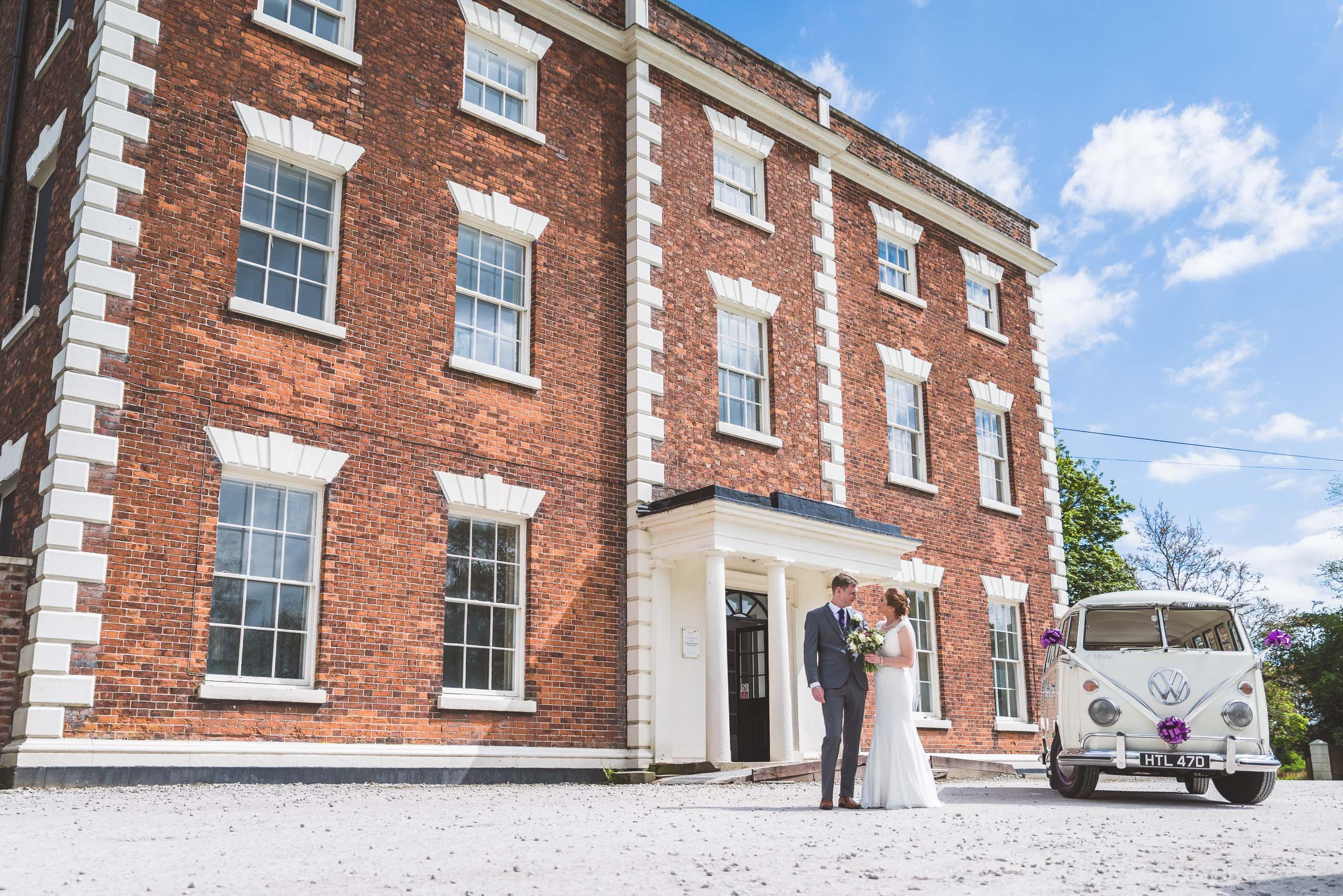 Trafford Hall Wedding Photography