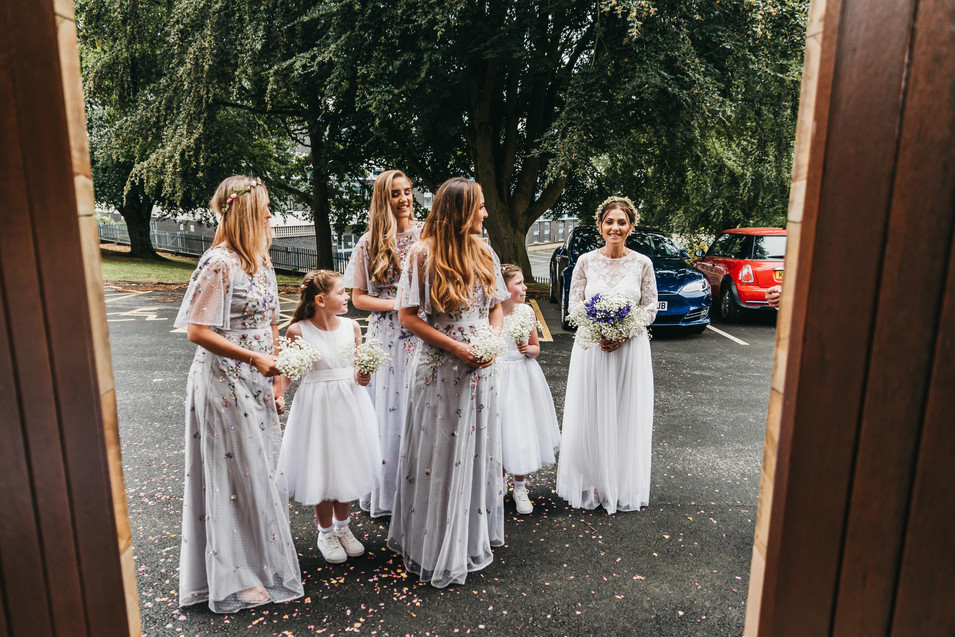 Mold Registry Office Wedding Photography