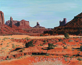 Land of the Navajo