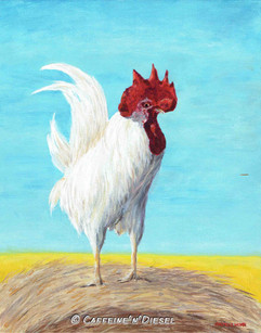 Glen the Rooster