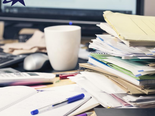 Is Your Work-space Organized?