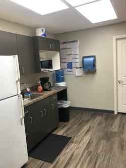 Breakroom/ Kitchen