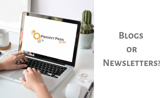 Blogs or Newsletters?