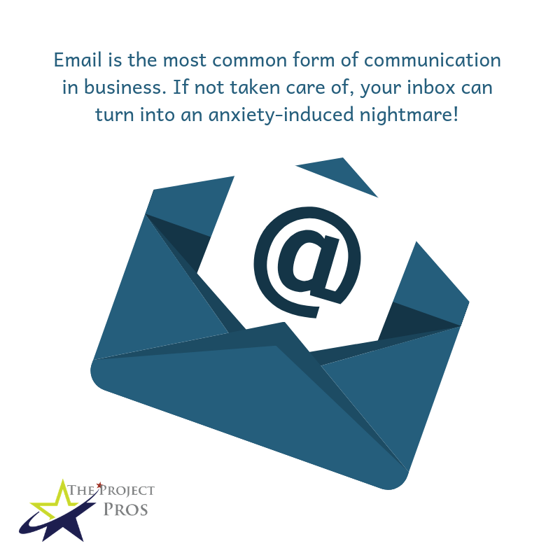 Emails are the most common form of communication within business