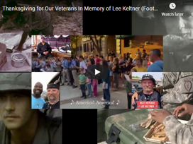 In Memory of Lee Keltner