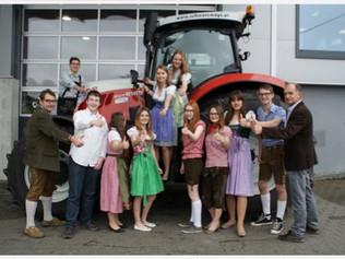 agrarHAK erstmals auf der Rieder Landwirtschaftsmesse vom 6. bis 10. September