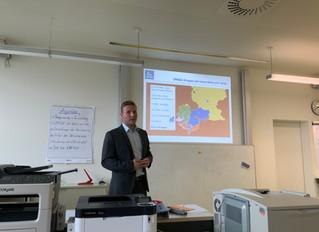 Lehrreicher Workshop für die FIRI-Schüler des 4. Jahrgangs