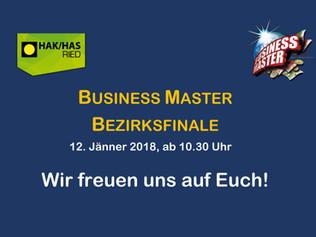 Businessmaster - Bezirksfinale