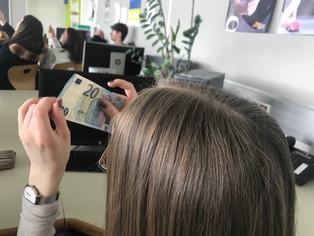 Wie kann ich mich vor Falschgeld schützen?