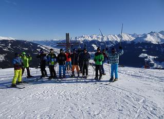 Wintersportwoche 2020 in Kirchberg mit der HAK-Ried
