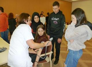 iSchool: Gesundheit kommt von Herzen