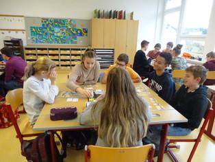 Business Masters in Geinberg = Wirtschaft + Spiel + Sport + Spaß