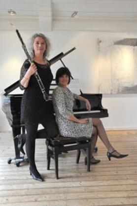 Senza Voce | Machteld van Duyn en Karen van Dellen | Hobo en Piano