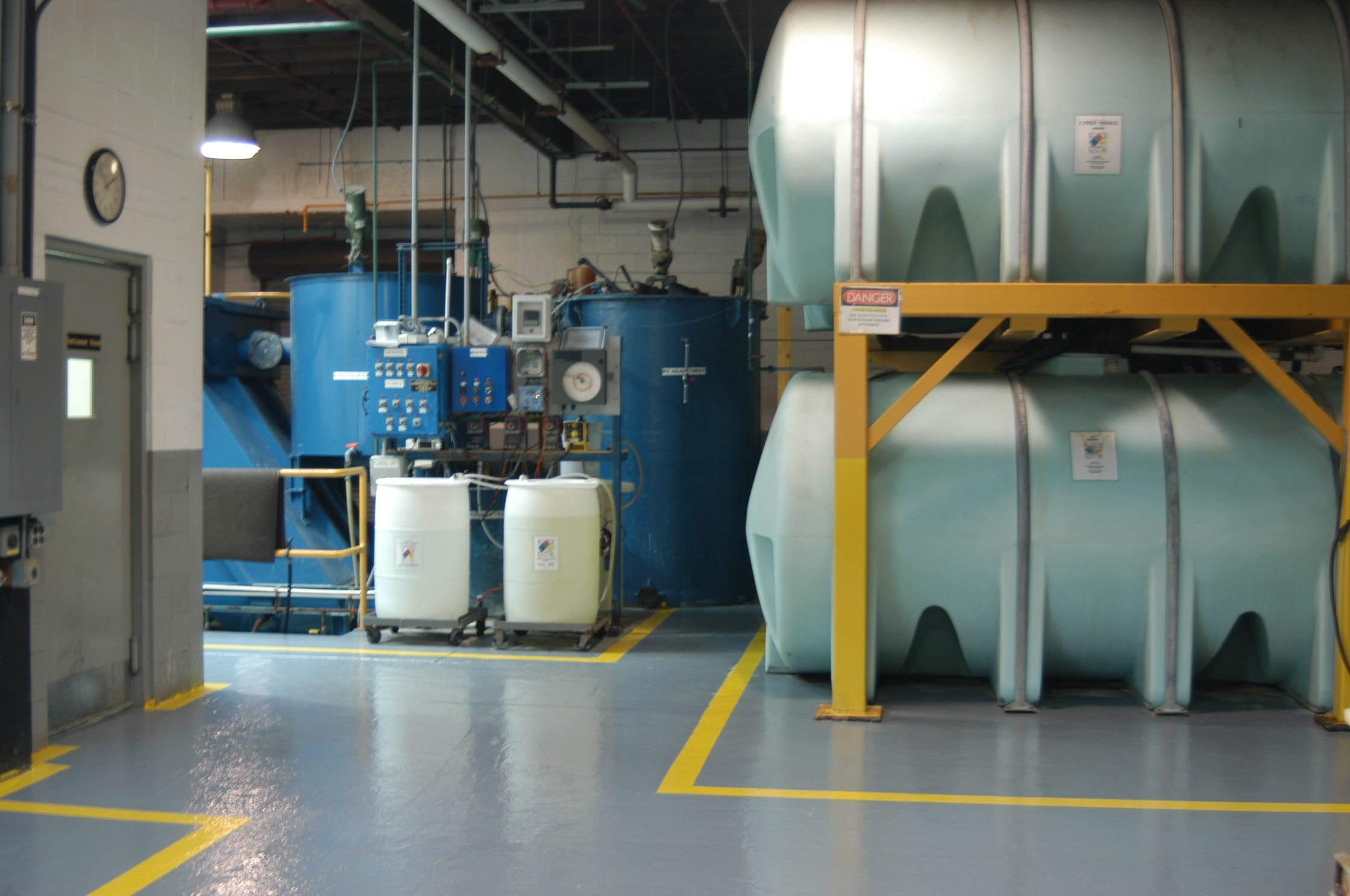 Water Treatment Department