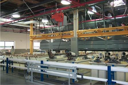 Barrel Plating Line