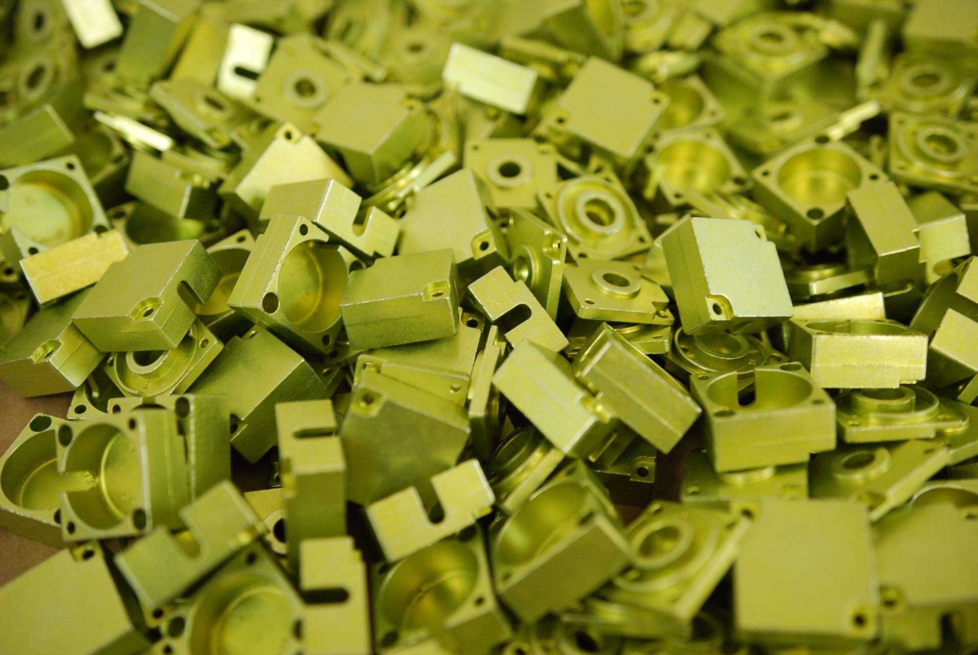 Zinc Yellow Chromate