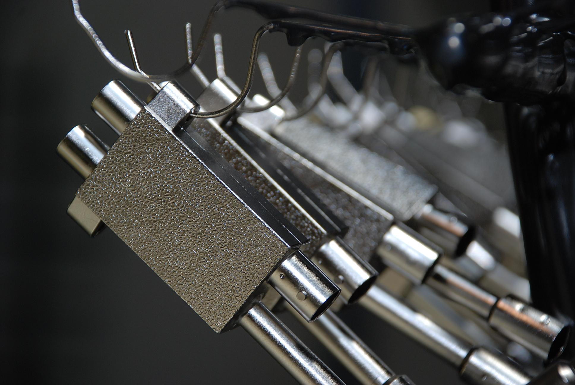 Rack Nickel Plating