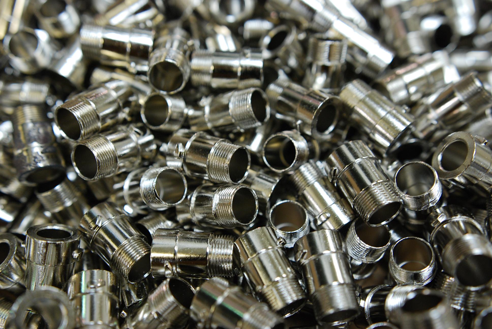 Barrel Nickel Plating
