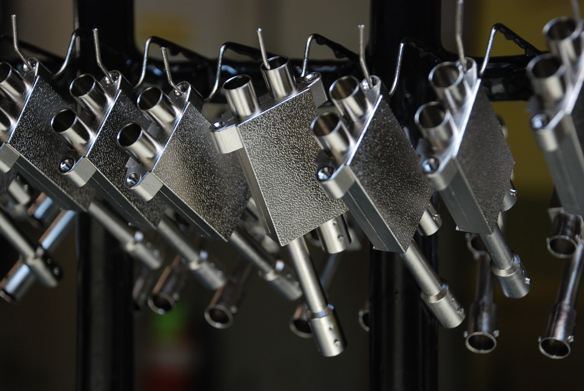 Electroless Nickel Rack Plating