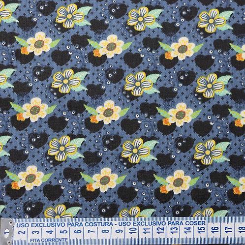Tricoline Contemporâneo 1 0,50 x 1,40m