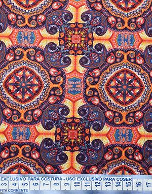 Tricoline  Digital Marrocos 0,50 x 1,40m