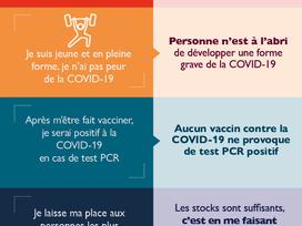 5 idées reçues sur la vaccination