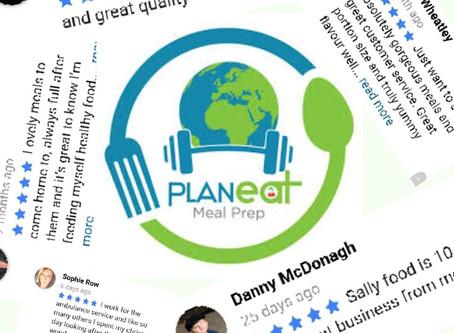 Plan Eat Meal Prep - Huddersfield