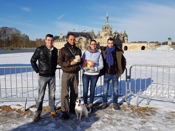 [JEU] Enquête au Château de Chantilly (60)