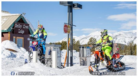 [AZIMUTRIP] 10 Conseils pour continuer à rouler l'hiver en MOTO !