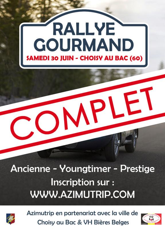 [AZIMUTRIP] Rallye Gourmand : Choisy au bac (60)