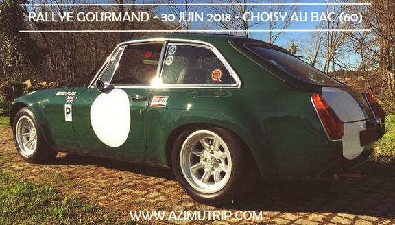[AZIMUTRIP] MG-B Rallye : Picardie (60)