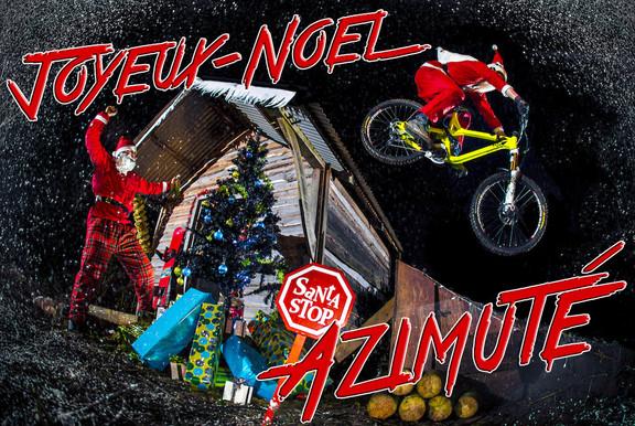 Joyeux Noël Azimuté !