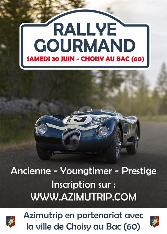 [AUTO] Rallye Gourmand : Oise (60)