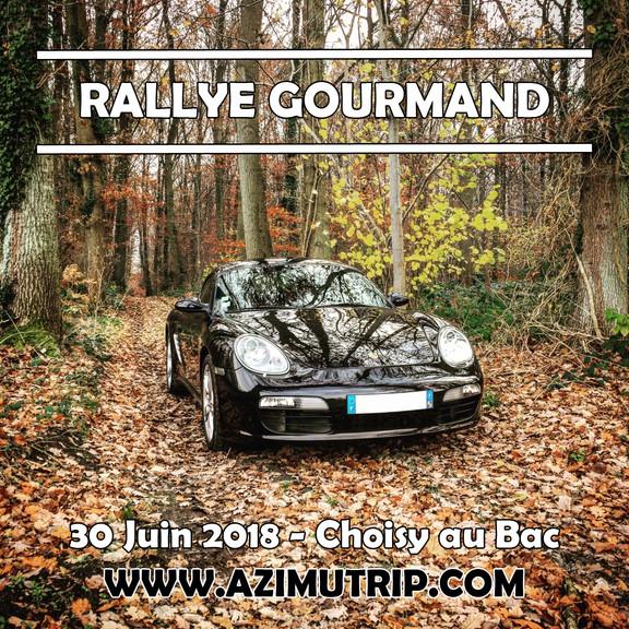 [AUTO] Rallye en Porsche Boxster (Oise)