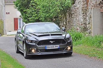 Photo Ford mustang rallye auto azimutrip 2020