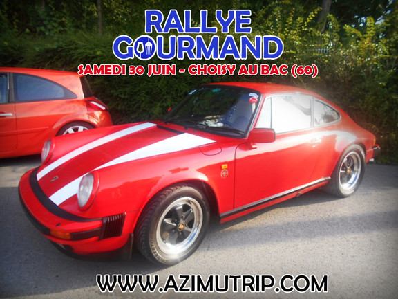 [AUTO] Rallye en Porsche 911: Picardie