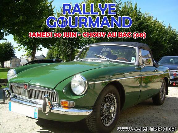 [AUTO] Rallye Gourmand en MGB 73 : Picardie