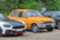 Photo renault 5 turbo fiat 126 abarth rallye auto touristique picardie azimutrip