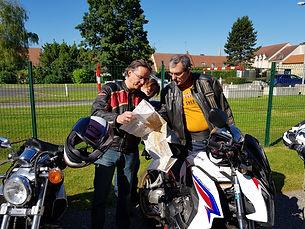 Rassemblement moto 2020 : Photo chasse au trésor azimutrip motard