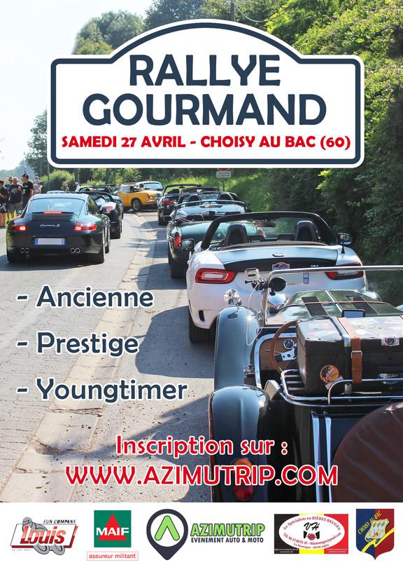[PICARDIE] Rallye AUTO Gourmand : Azimutrip
