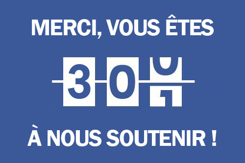 Facebook Azimutrip : 300 MERCI !