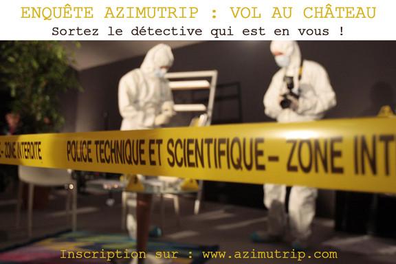 [JEU] Enquête Policière AZIMUTRIP