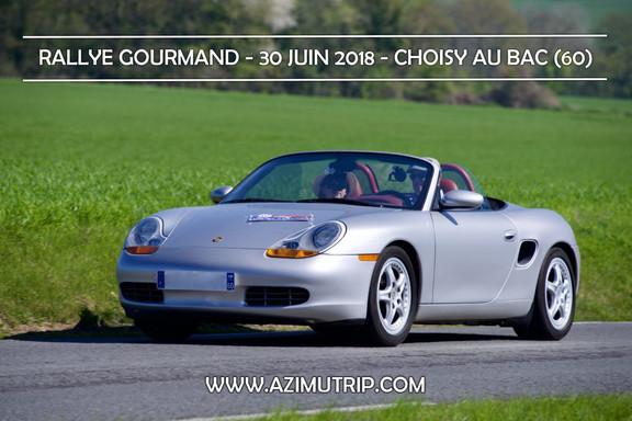 [PORSCHE] Rallye gourmand AUTO : AZIMUTRIP